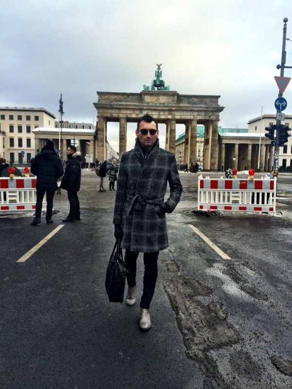 Fashiow Week Berlin January 2016