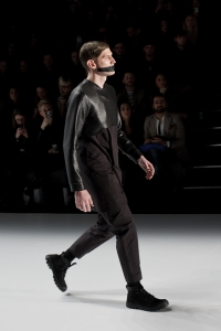 Mercedes-Benz Fashion Week Berlin AW2015  - schwarze Revolution von SOPOPULAR