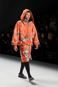 Mercedes-Benz Fashion Week Berlin AW2015  -  kunstvoller Individualismus bei SADAK